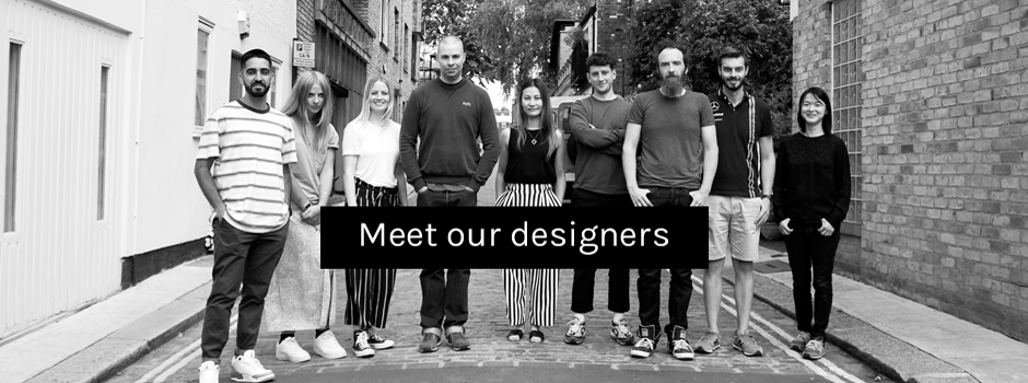 Meet our designers