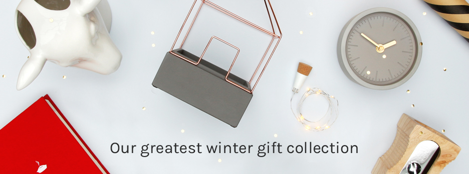 Our greatest winter gift collection