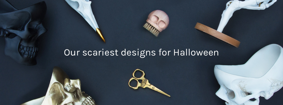 Our scariest designs for halloween