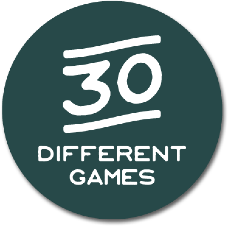 30 Different Games