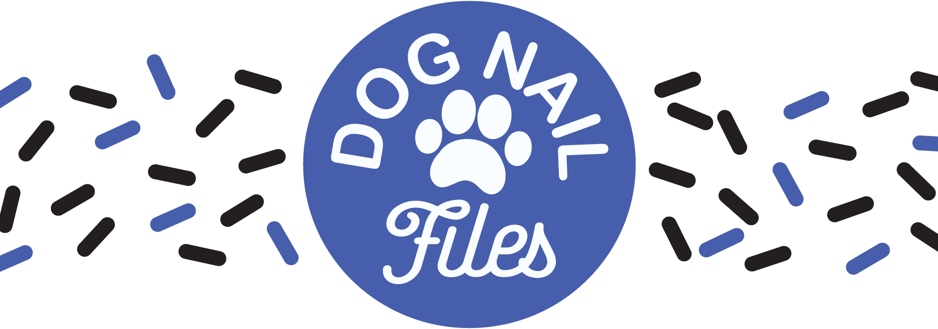 Dog nail files logo