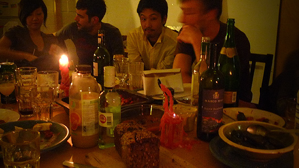 Birthday Candle party