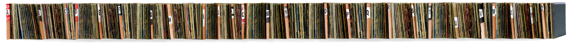 LP/CD Dividers