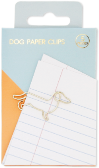 Dog Paper Clips Pack