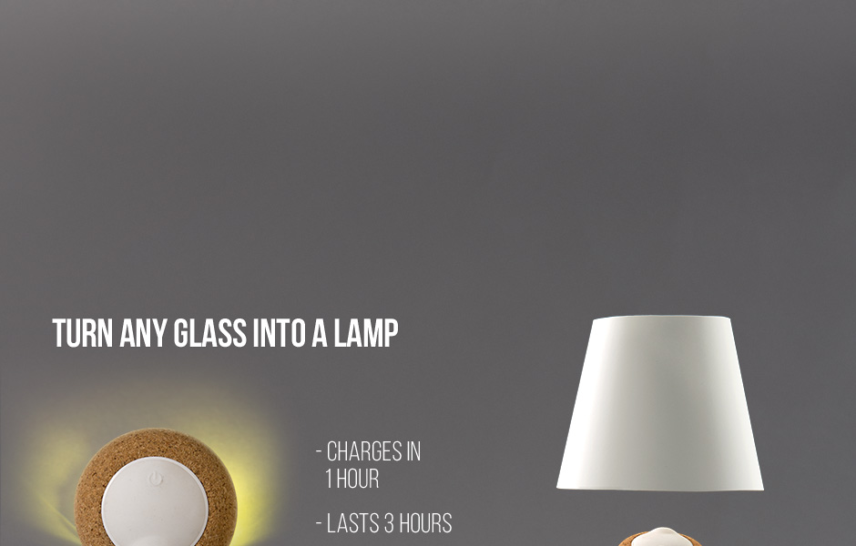 Rechargeable light. Turns glasses into l&s. Turn your favourite glass into a l& fill with water and float the light on top. An improvised table feature ... & Rechargeable Floating Light : Rechargeable light turns glasses ... azcodes.com