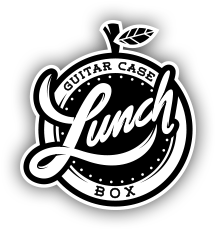 Guitar Case Lunchbox