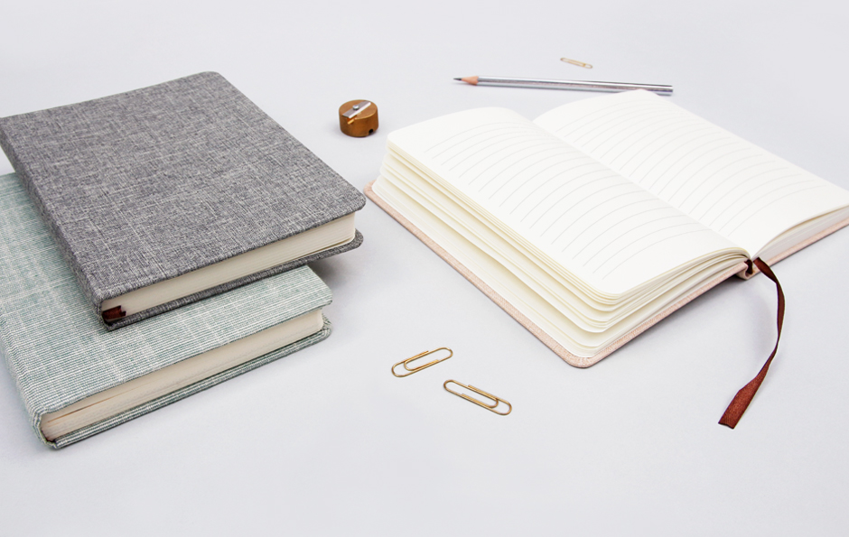 Linen Notebooks