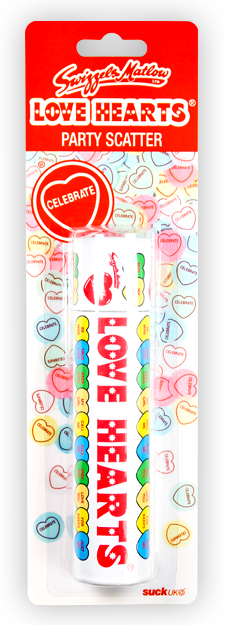 Love Heart Party Scatter
