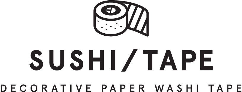Sushi Tape - Decorative Paper Washi Tape