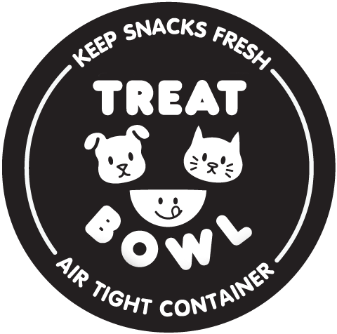 TREAT BOWL - Keep Snacks FGresh - Air Tight Container