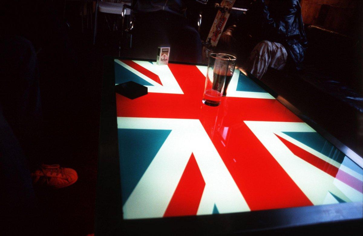 union jack bar Home - Union Jack's