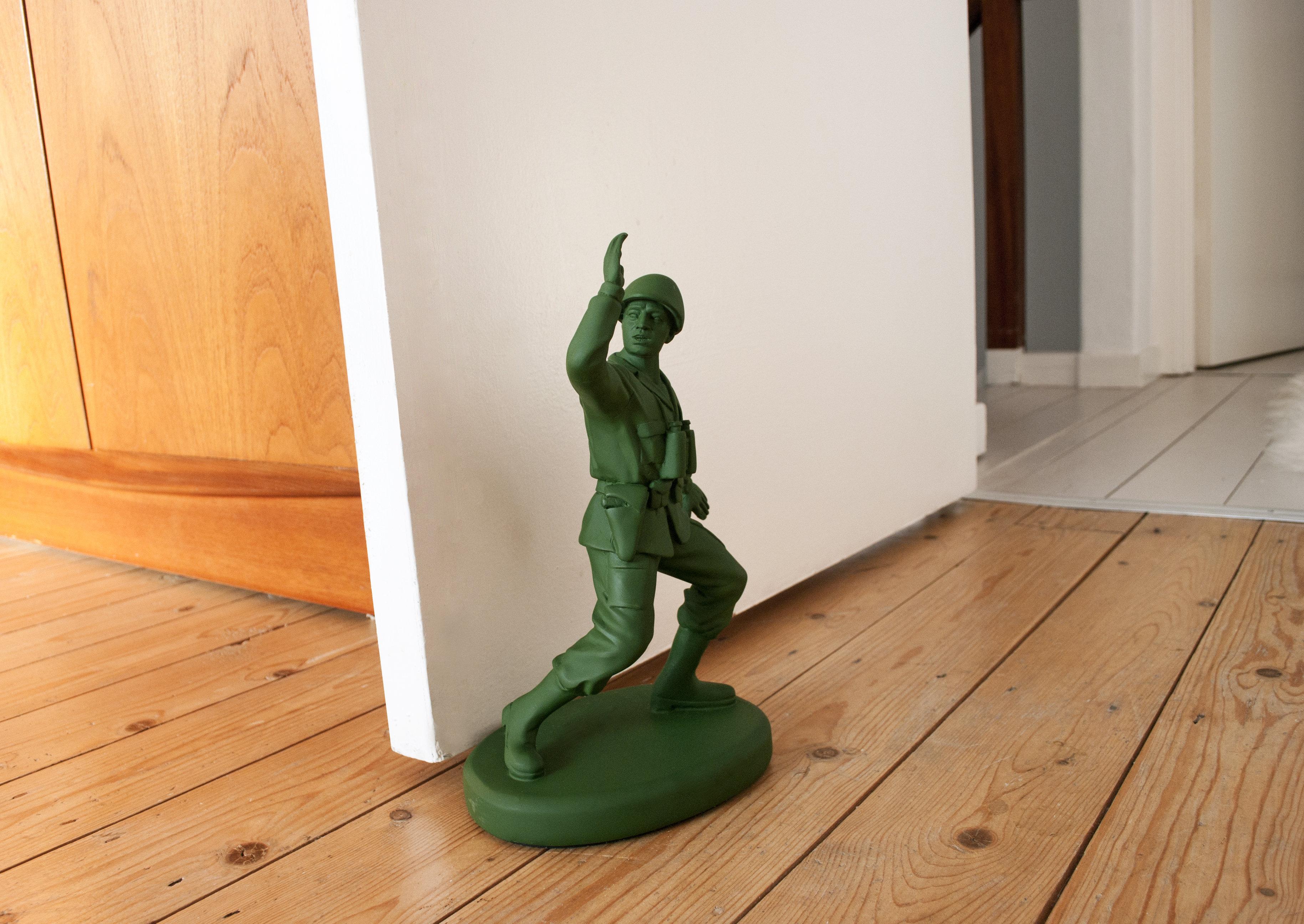 Suck uk doorstop toy soldiers - Wizard of oz doorstop ...