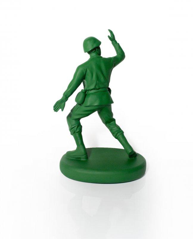 Image  sc 1 st  Suck UK & Home Guard : Doorstop u0026 Bookend giant toy soldiers.