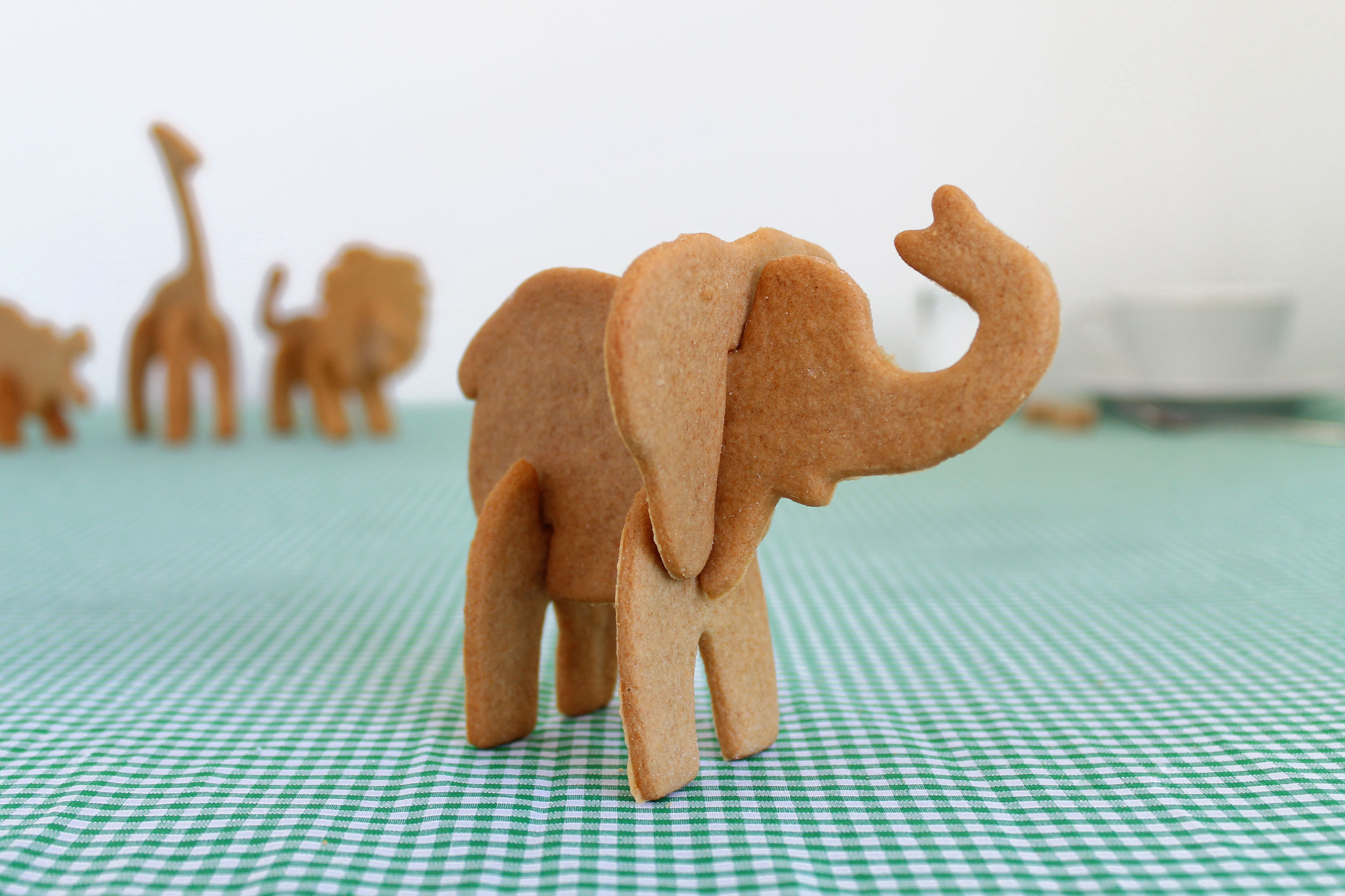 3d Safari Cookie Cutters Content Gallery Bake And