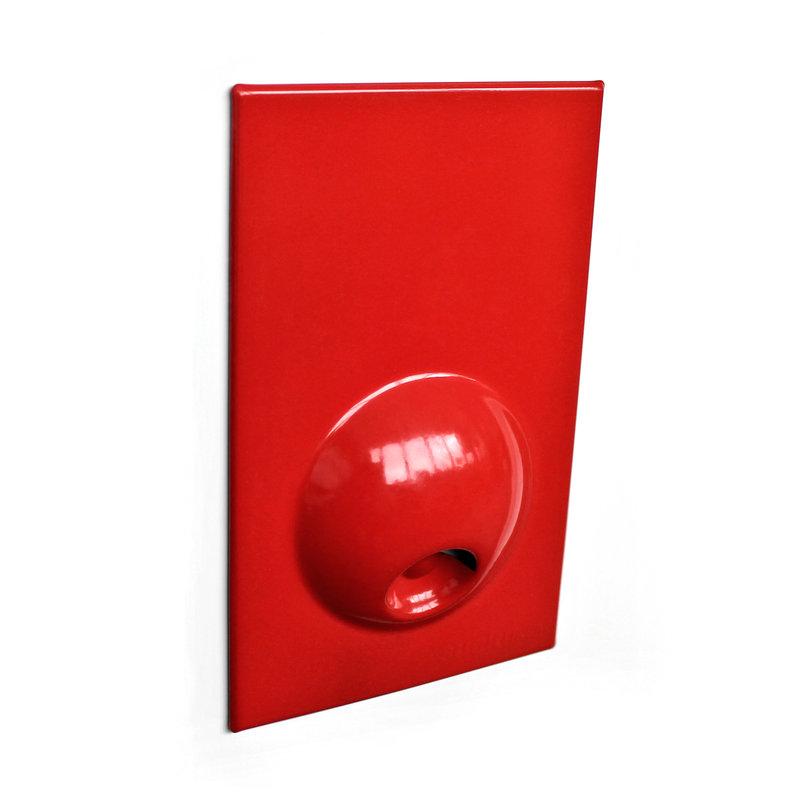 magnetic bottle opener sticks to your fridge and open bottles. Black Bedroom Furniture Sets. Home Design Ideas