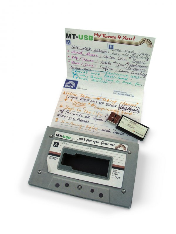 how to make a mixtape on a cassette