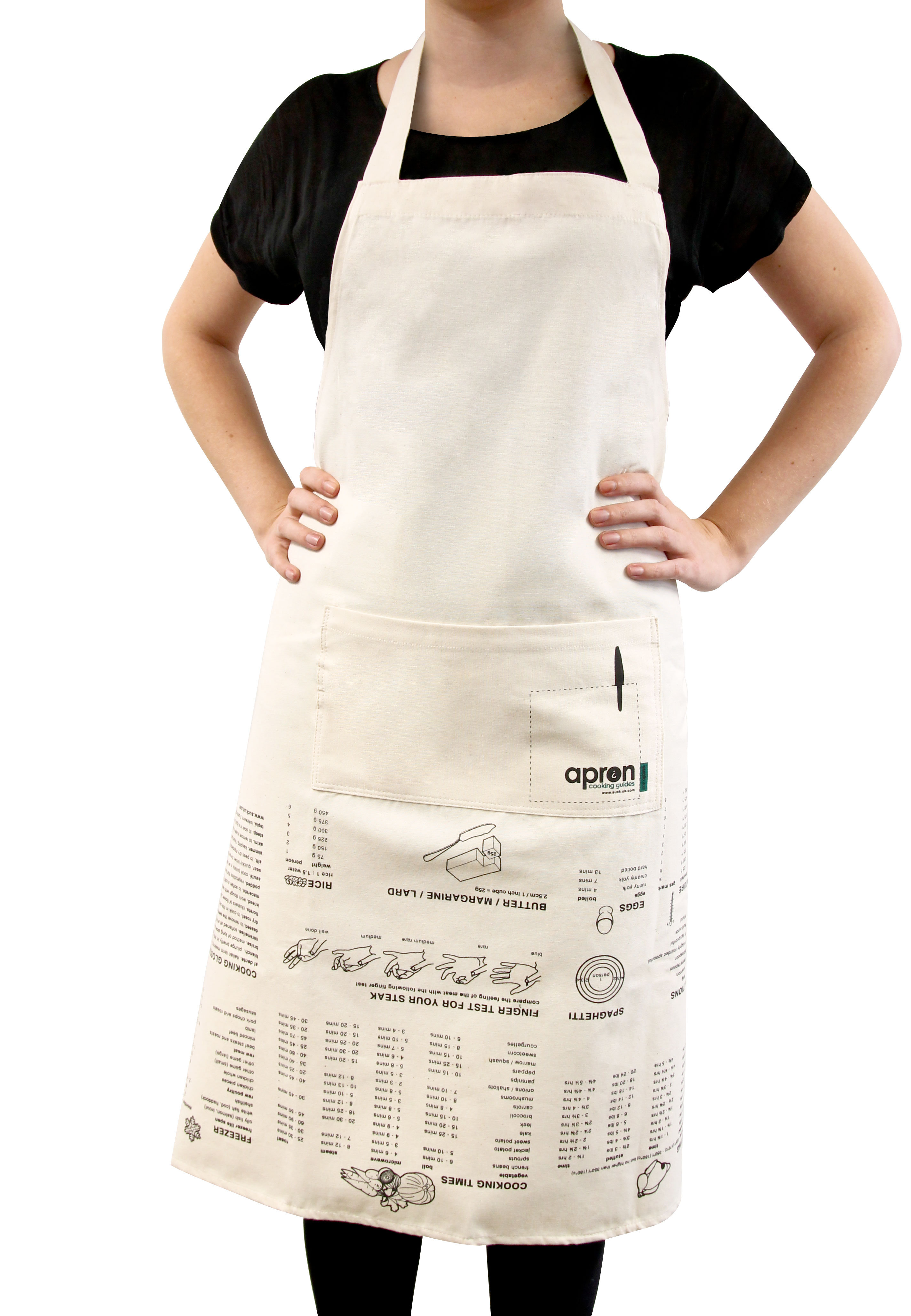 The white apron english translation