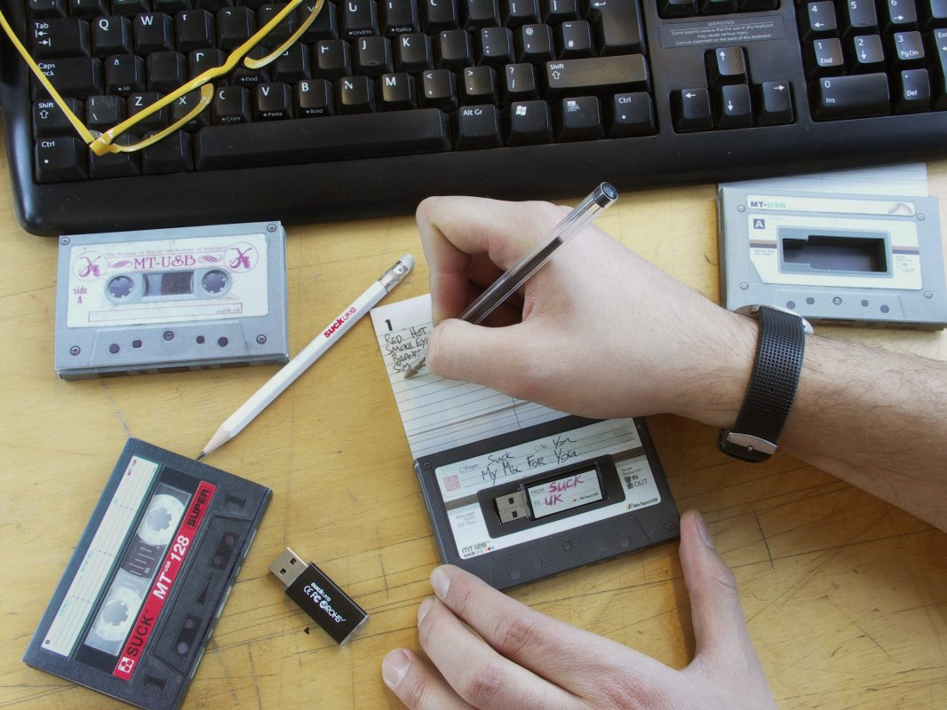 Mix Tape Usb Stick Give The Gift Of Great Music On A