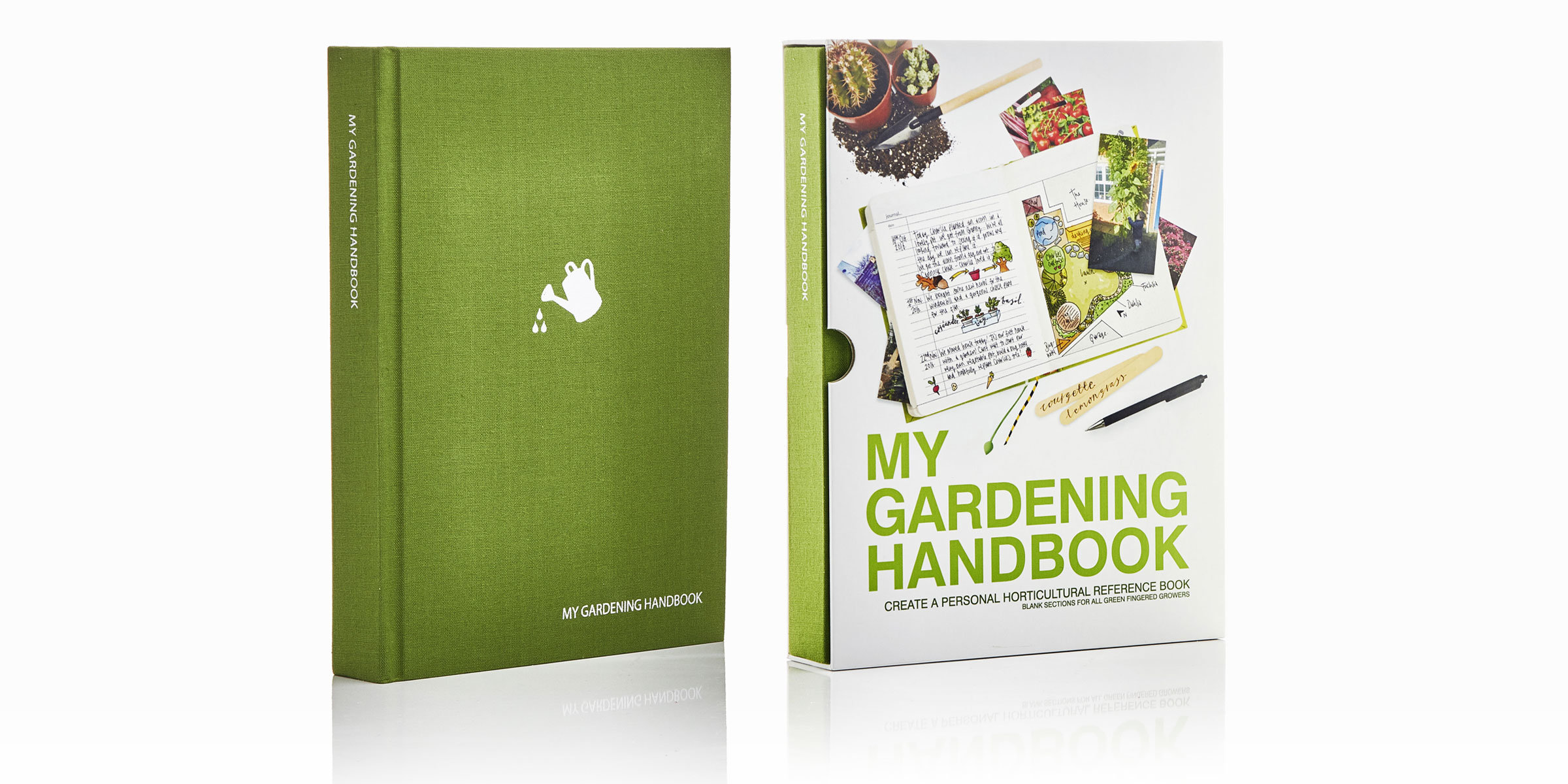 my gardening handbook content gallery create a personal