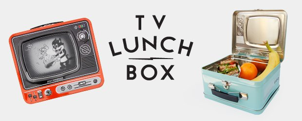 TV Lunch Box Content Gallery : With super lenticular animation