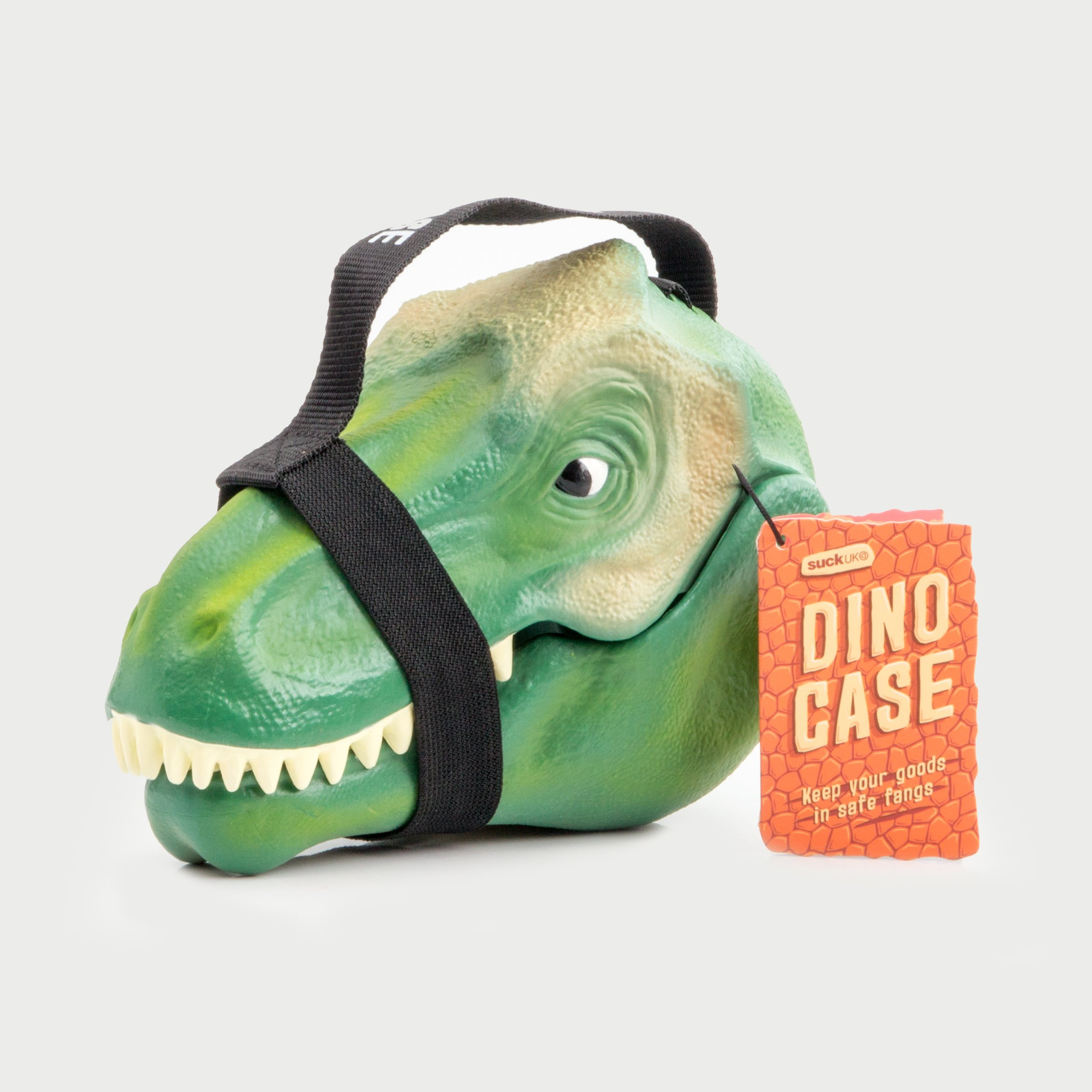 Green Dinosaur Lunch Box