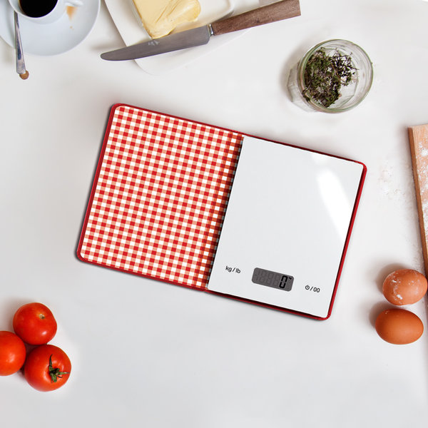 A Cook's Book Digital Food Scale