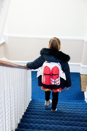 Astronaut jetpack backpack for children