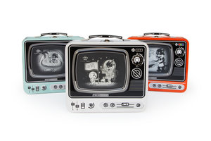 All three TV Lunchboxes on white background