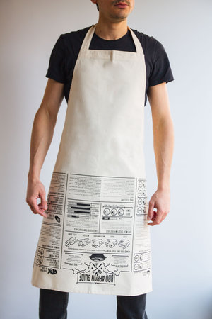 Chef's apron gift for cooks and catering professionals