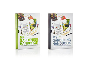 log book for gardeners
