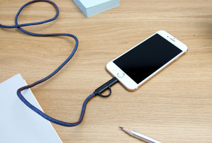 Iphone and micro USB charger perfect stoking filler gift