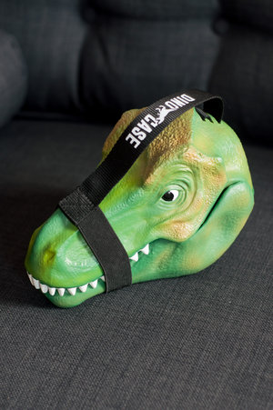 dinosaur lunch box carry case