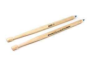 stationary drum stick set for office, university, school or the studio