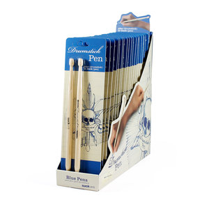 realistic durable drumsticks that double up as pens