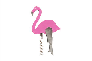 Ornamental quirky compact animal shaped corkscrew