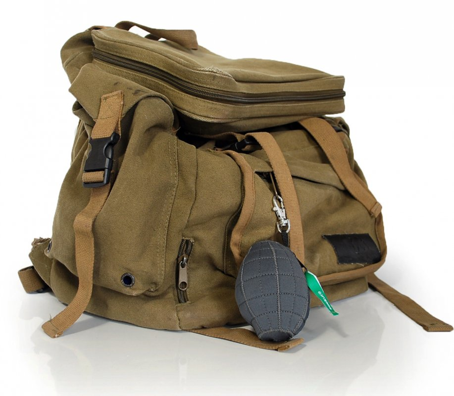 Green Aid Bag