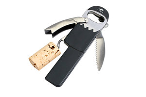 Legless the pirate bottle opener and corkscrew.