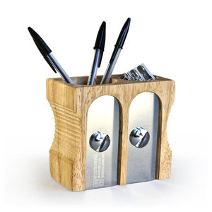 modern desk tidy for table