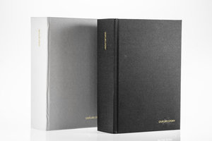 Black and grey couple diaries for a lifetime
