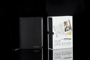 diary for 100 years of a life together