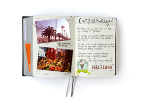 diary to Highlight unique and important memories, achievements, and experiences through generations