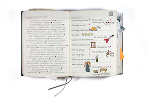 All in one life diary photo album travel journal and planner