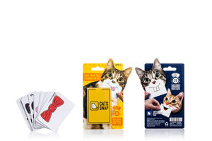 Designer fun snap cards for pets photos to post online