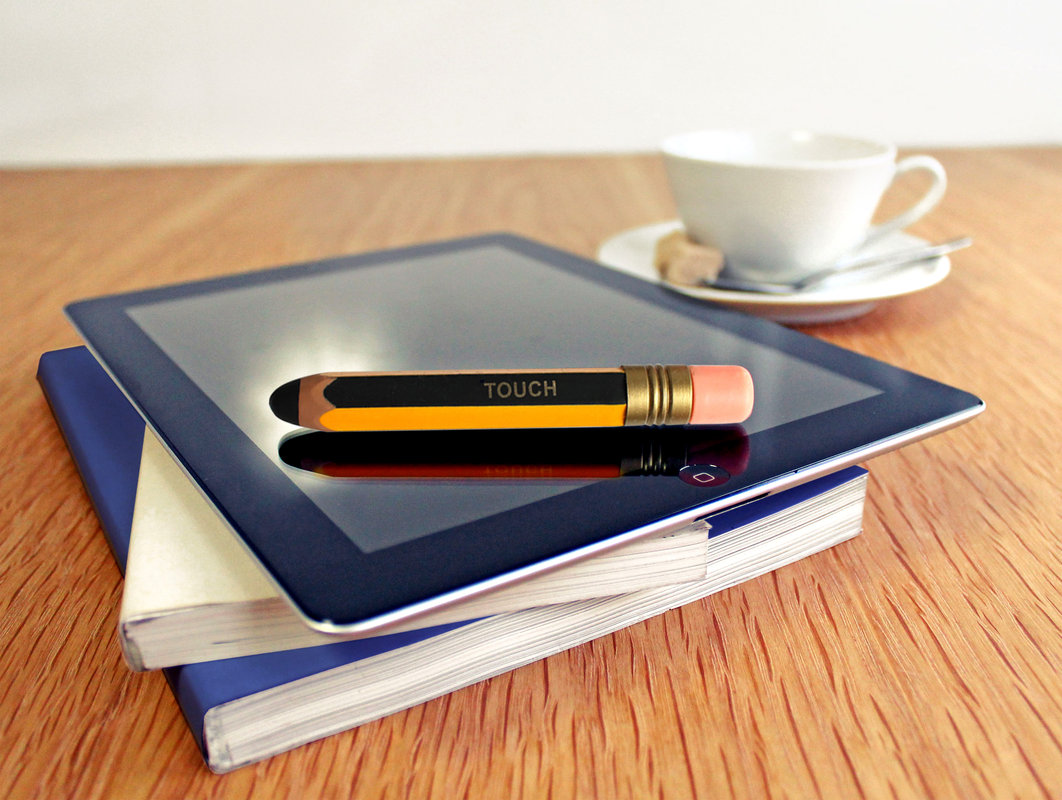 touch screen stylus  pencil    more accurate than using your fingers