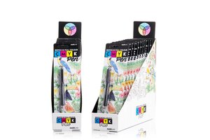 cmyk colors all in one pen for school, office and home