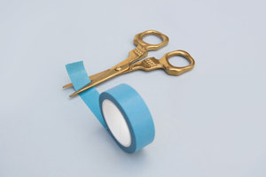 Fun quirky scissors for school and office and home accessories