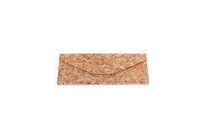 Cork glasses case closed