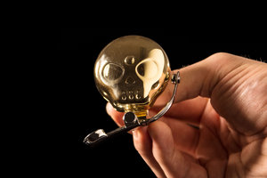 great gift for cyclists, lovers of all thing's skulls and kids and adults alike