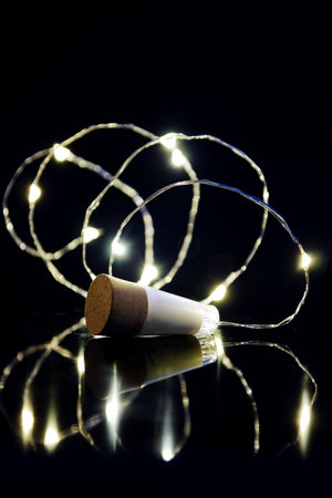 The original Bottle Light designers are making classic string light with the same design.