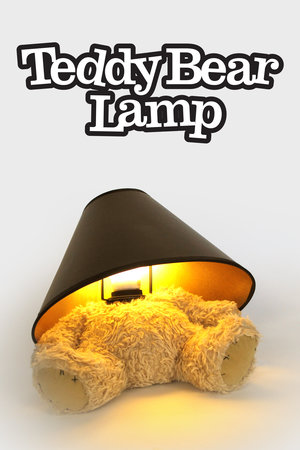 Teddy Bear Lamp And Logo